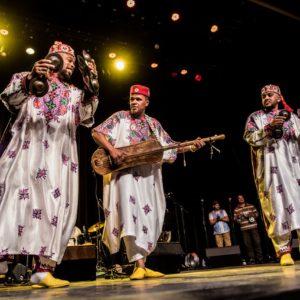 Marockin' Brass @ Belgian World Music Meeting & Radio 1!